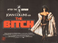 """Movie Posters:Bad Girl, The Bitch (Brent Walker, 1979). Folded, Very Fine-. British Quad (30"""" X 40""""). Bad Girl.. ..."""