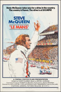 """Movie Posters:Sports, Le Mans (National General, 1971). Folded, Very Fine-. One Sheet (27"""" X 41"""") Tom Jung Artwork. Sports.. ..."""