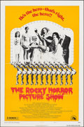 """Movie Posters:Rock and Roll, The Rocky Horror Picture Show (20th Century Fox, 1975). Folded, Very Fine/Near Mint. One Sheet (27"""" X 41"""") Style B. Rock and..."""