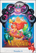 """Movie Posters:Animation, The Little Mermaid (Buena Vista, R-1997). Rolled, Near Mint. One Sheet (27"""" X 40"""") DS Advance. Animation.. ..."""