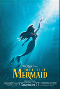 """Movie Posters:Animation, The Little Mermaid (Buena Vista, R-1997). Rolled, Very Fine/Near Mint. One Sheet (27"""" X 40"""") DS Advance, John Alvin Artwork...."""