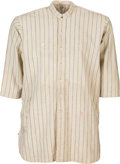 Baseball Collectibles:Uniforms, 1912 Heinie Wagner Game Worn Boston Red Sox Jersey, MEARS A9....