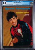 Basketball Collectibles:Publications, 1973 Doug Collins Sports Illustrated - CGC 9.2 Pop 2 with None Higher ...