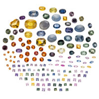 Unmounted Sapphires