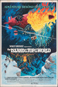 "Movie Posters:Adventure, The Island at the Top of the World (Buena Vista, 1974). Rolled, Fine+. Poster (40"" X 60"") Paul Wenzel Artwork. Adventure.. ... (Total: 2 Items)"