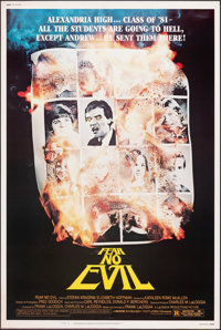 """Fear No Evil (Avco Embassy, 1981). Rolled, Very Fine-. Poster (40"""" X 60""""). Horror"""
