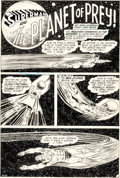 Original Comic Art, Curt Swan and Murphy Anderson Action Comics #407 Story Page 1 Original Art (DC, 1971)....