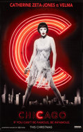 """Movie Posters:Musical, Chicago (Miramax, 2002). Rolled, Overall: Very Fine. Vinyl Banners (3) (52"""" X 83.5"""") SS Advance, 3 Styles. Musical.. ... (Total: 3 Items)"""
