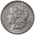 Morgan Dollars, 1901 $1 Doubled Arrows, VAM-7, XF45 PCGS. A Hit List Variety. PCGS Population: (4/17). XF45. ...