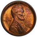 Lincoln Cents, 1909-S 1C VDB MS63 Red and Brown PCGS. PCGS Population: (782/3103 and 3/23+). NGC Census: (387/1352 and 1/4+). CDN: $1,400 ...