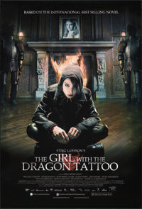 "The Girl with the Dragon Tattoo & Other Lot (Music Box Films, 2010). Rolled, Very Fine. One Sheets (3) (27"" X 4..."