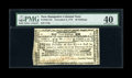 Colonial Notes:New Hampshire, New Hampshire November 3, 1775 40s PMG Extremely Fine 40....