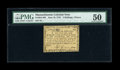 Colonial Notes:Massachusetts, Massachusetts June 18, 1776 5s/4d PMG About Uncirculated 50....