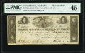 Obsoletes By State:Tennessee, Nashville, TN- Bank of the United States (2nd) Counterfeit $5 May 24, 1832 C5a Garland 912 PMG Choice Extremely Fine 45....