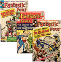 Silver Age (1956-1969):Superhero, Fantastic Four #26-28 Group (Marvel, 1964) Condition: Average FN.... (Total: 3 Comic Books)