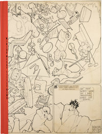 Winsor McCay Little Nemo Museum Catalog Limited Edition Coffee Table Book#118/180 (F. Schuiten & B. Peeters/Toth...