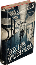 Books:Mystery & Detective Fiction, Kenneth Millar. The Dark Tunnel. New York: Dodd, Mead & Company, 1944. First edition of the author's rare first book...