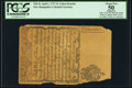 Colonial Notes:New Hampshire, Cohen Reprint New Hampshire April 1, 1737 5s PCGS Apparent About New 50.. ...