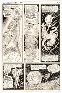 Curt Swan and Murphy Anderson Superman #246 Story Page 16 Original Art (DC, 1971)
