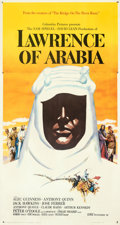 Movie Posters:Academy Award Winners, Lawrence of Arabia (Columbia, 1962). Very Fine on Linen.