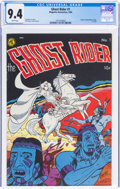Golden Age (1938-1955):Western, Ghost Rider #1 (Magazine Enterprises, 1950) CGC NM 9.4 White pages....