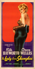 Movie Posters:Film Noir, The Lady from Shanghai (Columbia, 1947). Very Fine- on Lin...