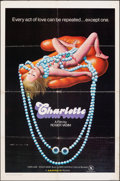 "Movie Posters:Foreign, Charlotte (Gamma III, 1975). Folded, Fine+. One Sheet (27"" X 41""). Foreign.. ..."