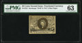 Fractional Currency:Second Issue, Fr. 1321 50¢ Second Issue PMG Choice Uncirculated 63.. ...