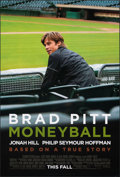"""Movie Posters:Sports, Moneyball & Other Lot (Columbia, 2011). Rolled, Very Fine. One Sheets (2) (27"""" X 40"""") DS Advance. Sports.. ... (Total: 2 Items)"""