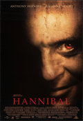 """Movie Posters:Crime, Hannibal (MGM, 2001). Rolled, Very Fine-. One Sheet (27"""" X 40"""") DS. Crime.. ..."""