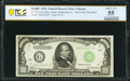 Small Size:Federal Reserve Notes, Fr. 2211-G $1,000 1934 Mule Federal Reserve Note. PCGS Banknote About Unc 55.. ...