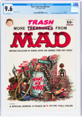 Magazines:Mad, More Trash from Mad #nn (EC, 1958) CGC NM+ 9.6 White pages....