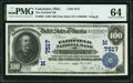 Lancaster, OH - $100 1902 Date Back Fr. 689 The Fairfield National Bank Ch. # (M)7517 PMG Choice Uncirc