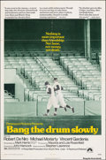 """Movie Posters:Sports, Bang the Drum Slowly & Other Lot (Paramount, 1973). Folded, Overall: Fine/Very Fine. One Sheets (2) (27"""" X 41""""). Sports.. ... (Total: 2 Items)"""
