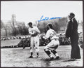 Autographs:Photos, Ted Williams Signed Oversized Photograph....