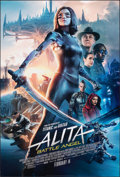 """Movie Posters:Science Fiction, Alita: Battle Angel & Other Lot (20th Century Fox, 2019). Rolled, Very Fine+. One Sheets (2) (27"""" X 40"""") DS Advance, Style D... (Total: 2 Items)"""