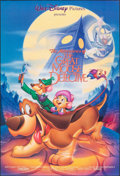 """Movie Posters:Animation, The Great Mouse Detective & Other Lot (Buena Vista, R-1992). Rolled, Very Fine-. One Sheets (2) (27"""" X 40"""") DS. Reissue Titl... (Total: 2 Items)"""
