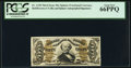 Fractional Currency:Third Issue, Fr. 1328 50¢ Third Issue Spinner PCGS Gem New 66PPQ.. ...