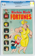 Bronze Age (1970-1979):Cartoon Character, Richie Rich Fortunes #5 File Copy (Harvey, 1972) CGC NM/MT 9.8 Off-white to white pages....
