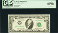 Inverted Back Error Fr. 2027-G $10 1985 Federal Reserve Note. PCGS About New 50PPQ