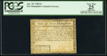 Colonial Notes:New Hampshire, New Hampshire April 29, 1780 $2 PCGS Apparent Very Fine 25.. ...