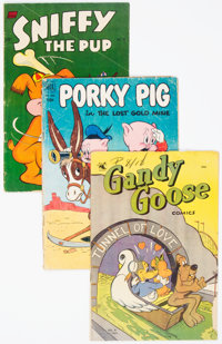 Golden Age Funny Animal Comics Group of 29 (Various Publishers, 1950s) Condition: Average GD.... (Total: 29 Comic Books)
