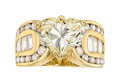 Estate Jewelry:Rings, Diamond, Gold Ring . ...