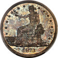 Patterns, 1873 T$1 Trade Dollar, Judd-1322, Pollock-1465, R.4, PR65 PCGS....