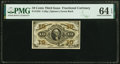 Fractional Currency:Third Issue, Fr. 1255 10¢ Third Issue PMG Choice Uncirculated 64 EPQ.. ...