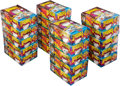 Baseball Cards:Unopened Packs/Display Boxes, 1986 Donruss Baseball Wax Box Case With 20 Boxes - Canseco Rookie Year. ...
