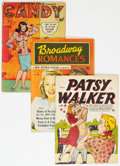 Golden Age (1938-1955):Humor, Golden Age Canadian Humor and Romance Comics Group of 8 (Various Publishers, 1940s).... (Total: 8 Comic Books)
