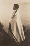 Photographs, Roland Reed (American, 1864-1934). Every Wind Ojibwa. Photogravure. 12-1/2 x 8-1/4 inches (31.8 x 21.0 cm). Printed cred...