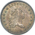 Early Half Dollars, 1794 50C O-101a, T-7, High R.3, MS64+ PCGS. CAC....