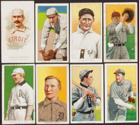 1888 to 1911 Allen & Ginter and T206 Collection (8)